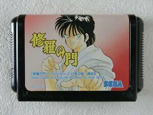Shura-no-Mon-MD-Genesis-Sega-Mega-Drive-From-Japan