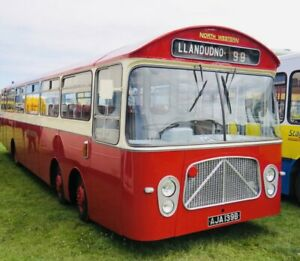 Immaculate North Western 1964 Bedford VAL Classic Bus Strachan Bodywork
