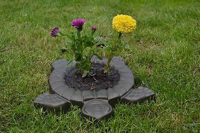 Mold for Concrete Turtle Tortoise Mould Decorative Flower Garden Protection #F01