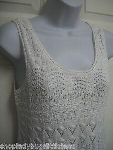 Ralph Lauren Girls Crocheted-Trim Tank