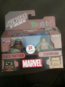 Marvel-Mini-Mates-Walgreens-Exclusive-Black-Panther-Starbrand-Avengers