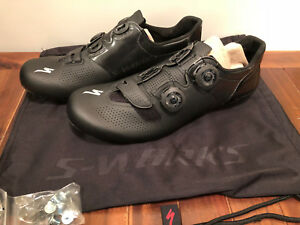 4fc6c255579 Specialized S-Works 6 Road Shoes EU 42 / US 9 Black New in box S ...