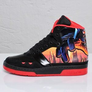 new style 097f8 3e23a Image is loading Adidas-Skyline-Mid-Star-Wars-Coruscant-Size-6-