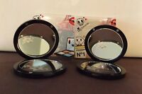Tokidoki 24 Karat Compact Mirror Set Of 2 In Box Made Out Of Metal