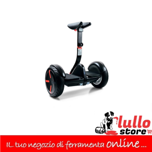 Hoverboard Mini Pro barra luci led monopattino balance scooter blueetooth OFFERTA