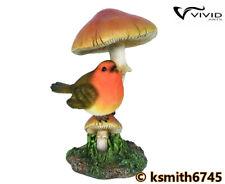 Humming Bird On Foxglove Vivid Art Pet Pals Garden Ornament