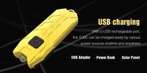 torcia-mini-led-Nitecore-TUBE-Mini-Flashlight-Keychain-45-lumen-giallo