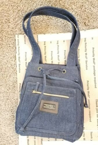 5x11 Glory Denim Faded Purse 10 5inches RjL354Aq