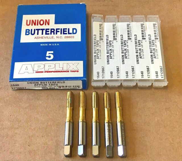 Morse 32426 5//16-24 HSS 4FL NF PLUG TAP GH3 USA MADE
