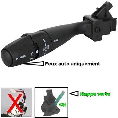 Comodo clignotant interrupteur Peugeot 307 301 308 206 207 ref 96477533X NEUF FR