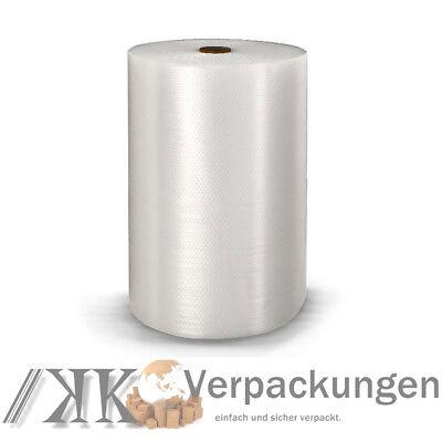 100 m² Blasenfolie 1 Rolle Luftpolsterfolie Noppenfolie 120 cm x 100 m