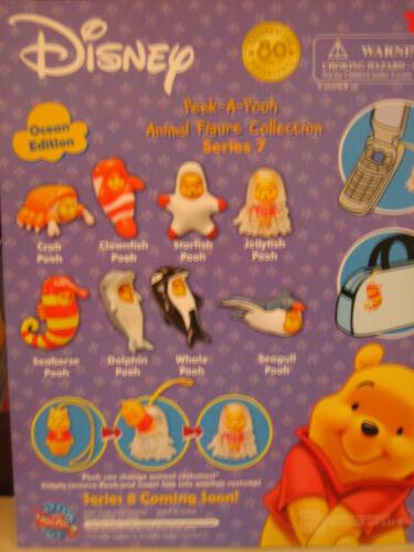 Winnie the Pooh set from Tomy Peek A Pooh # 7