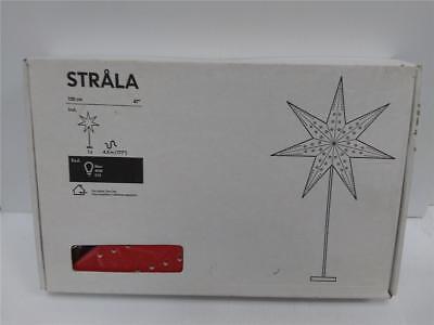 Ikea Starla Red Star Floor Lamp New Discontinued Ebay