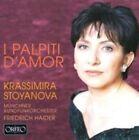 I Palpiti d'Amour (CD, Jul-2008, Orfeo)