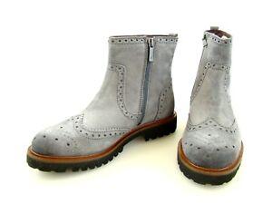 Zu Stiefel 4 Marc Lochmuster O'polo 23 6880 Leder 36 Stiefeletten Details Boots Damen Neu SVUpMz