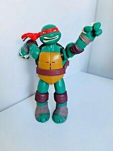 Teenage-Mutant-Ninja-Turtles-TMNT-Raphael-Figurine-Viacom-2012-loose