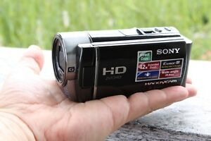 Analytique Sony Hdr-cx130e Videocamera Zoom 30x Ottico Fullhd Sd Memory Touchscreen Pal Grand Assortiment