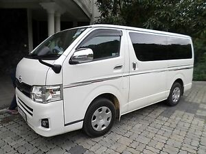 Details about Toyota Hiace Regius ace KDH body decal sticker (Both sides)