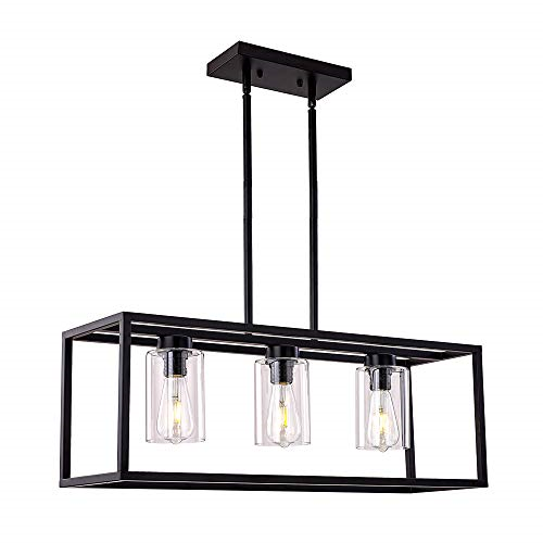 Xilicon Dining Room Lighting Fixture, Modern Dining Room Light Fixtures