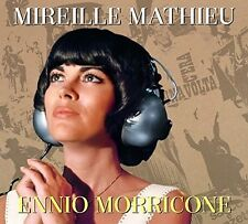 Sings Ennio Morricone by Mireille Mathieu (CD, May-2016)