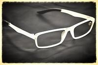 MT125 Retro Fashion Transparent/Black Reading Glasses Super-lite +1.5+2.0+2.5