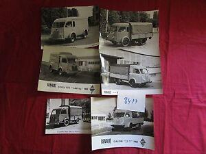 N-8477-RENAULT-6-photos-camion-1960-1964-environ