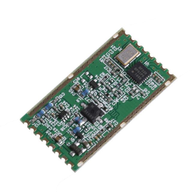 RFM23BP 433Mhz HopeRF +30dBm 1W RF High Power  Wireless Transceiver Module