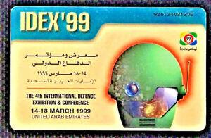 Rare UAE used Phone Cards DATES OF THE EMIRATES