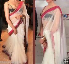 Veeraa Saree Exclusive Beautiful Designer Bollywood Indian Partywear Sari 51