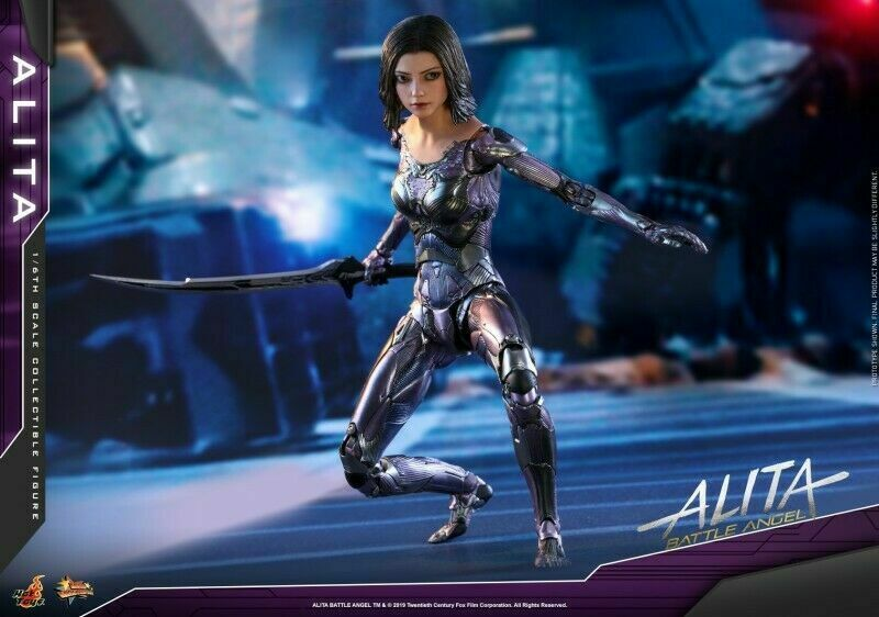 Caliente  giocattoli Alita  Battle Angel Alita 1 6 azione cifra Set MMS520 For Collection  prezzi più convenienti