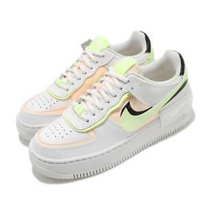 Details about Nike Wmns AF1 Shadow Air Force 1 White Crimson Tint Barely  Volt Women CI0919-107