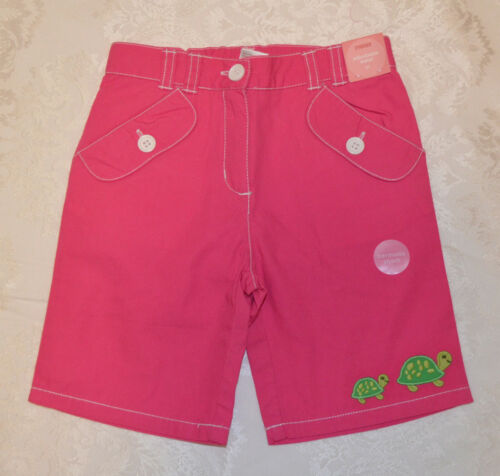 Gymboree TURTLE MATCH Pink Bermudas Shorts NWT 4T 5T