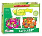Alphabet Learning Mats by Scholastic Teaching Resources 9780545301923