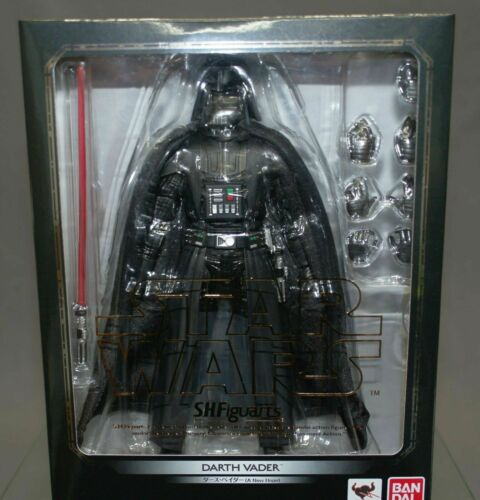 A NEW HOPE Star Wars Episode IV Bandai Japan ***c Figuarts Darth Vader SH S.H