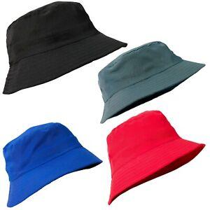 Men-Women-Bucket-Boonie-Hat-Festival-Fishing-Summer-Fisher-Outdoor-Sun-Beach-Cap