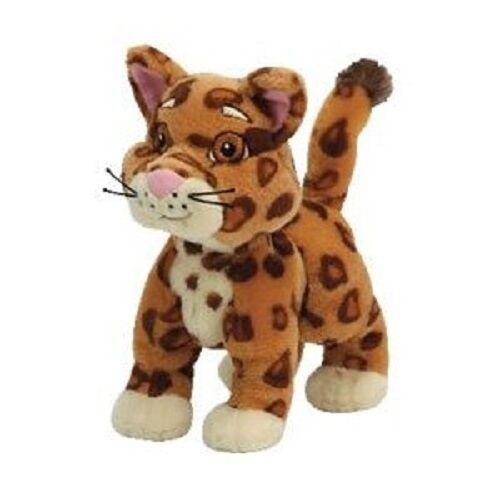 Ty Beanies Dora Diego Baby Jaguar 15 cm tall Plush Soft Stuffed Toy