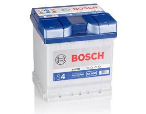 autobatterie bosch 12v 44ah 420 a en s4 000 44 ah top. Black Bedroom Furniture Sets. Home Design Ideas