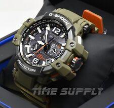 New Casio GPW1000KH-3A G-Shock GPS Solar MB6 TRIPLE-G Hybrid Mens Watch
