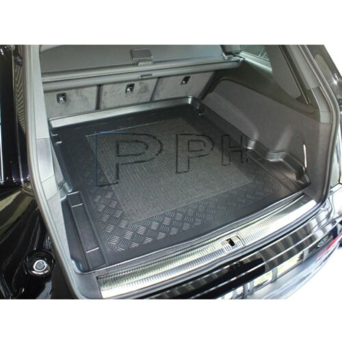 protector maletero tapis bac de coffre vasca baule Kofferraumwanne Audi Q7 4M