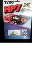 Tyco Hp7 Tune-up Kit Ho Scale Slot Car Pick Up Shoes Tires Gear 6673