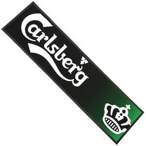 Runner  For Lager Beer Carlsberg Rubber Bar Drip Mat