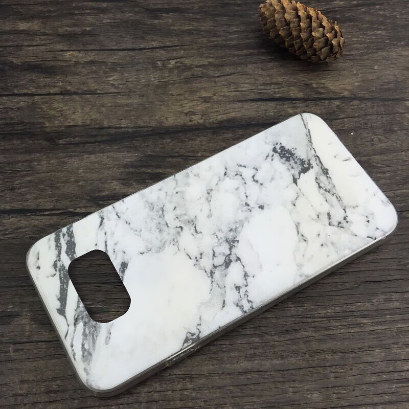 finest selection f6c97 4feda Details about Samsung Galaxy S7 Case Marble Cover S7 Edge Case Phone Gift  for Her Gift for Mum