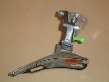 Shimano EXAGE FD-M320 3x7 Fach umwerfer 28,6mm Schelle Silber NEU