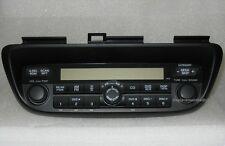Honda Odyssey AM FM XM DVD NAV radio control head. OEM factory original receiver