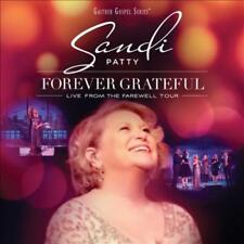Forever Grateful by Sandi Patty (CD, Jun-2017, Gaither Music Group)