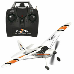 T2M-T4517-Fun2Fly-Trainer-500-2Ejes-RC-Aviones-Electricos-RTF