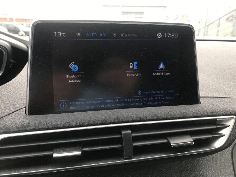 Peugeot 3008 1,6 BlueHDi 120 Allure EAT6 - billede 8