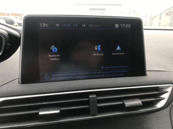 Peugeot 3008 1,6 BlueHDi 120 Allure EAT6 billede 8