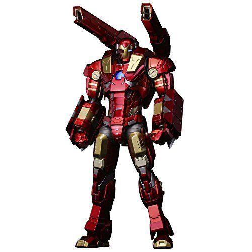 Sentinel RE:EDIT IRONMAN  11 MODULAR IRONMAN W/Plasma Cannon & Vibroblade Figure