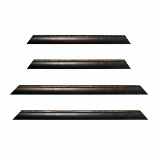 Barockrahmen schwarz fein verziert 246 NP verschiedene Varianten